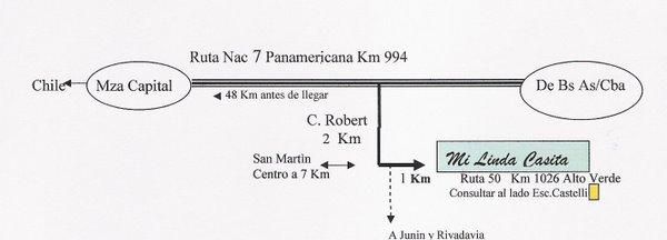 Mapa de Ingreso