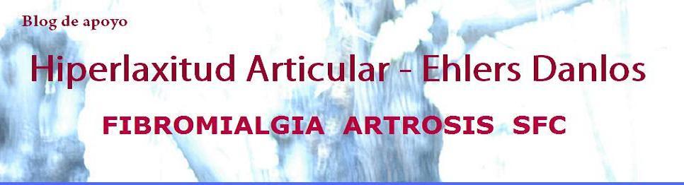Hiperlaxitud Articular - Ehlers-Danlos