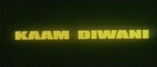 Kaam Diwani 1991 Hindi hot Movie Watch Online