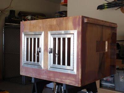 Prairie Drifter Journal Summer Project Insulated Dog Box Part One