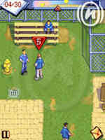 Prison Break Mobile 320x240 Java Action Game