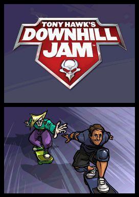 Tony Hawk's Downhill Jam Skating Mobile Game