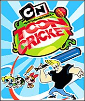 CN Toon Cricket Mobile Game
