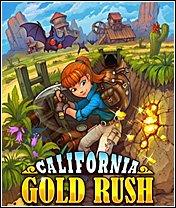 California Gold Rush Mobile Java Game