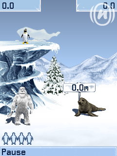Download Yeti Sports Summer Games Mobile Game