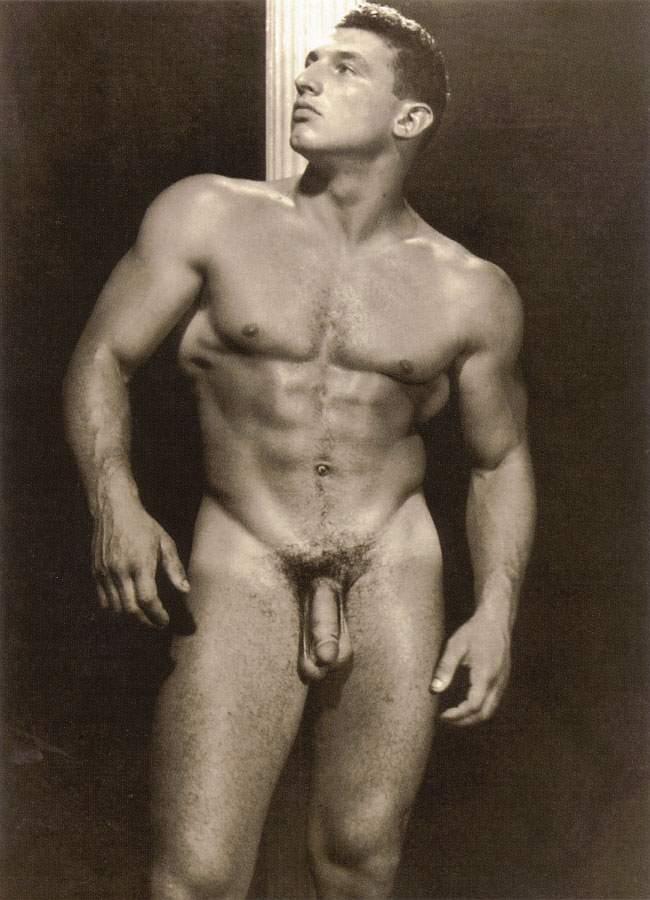 Male Models Vintage Beefcake: Everett Sinderoff