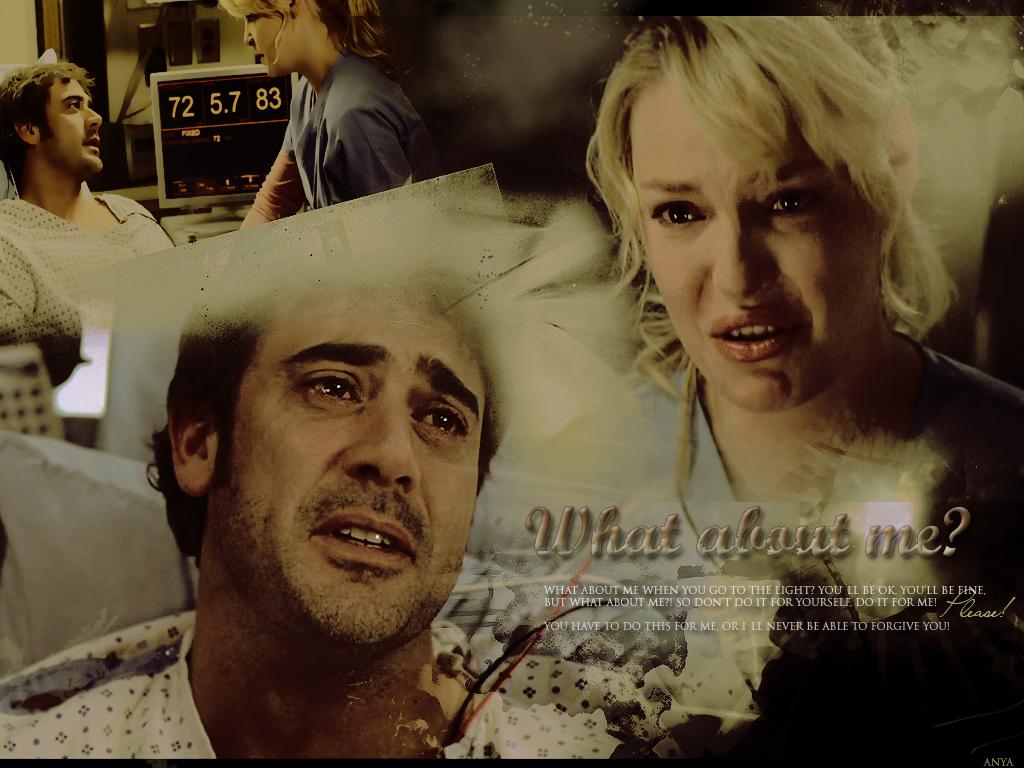 2x25 - 17 Seconds - Quote Izzie e Denny - We Love Grey\'s Anatomy