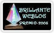 Prêmio Webblog Brillante 2008