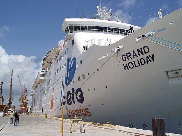 Navio Grand Holiday Navio Grand Holiday Ibero