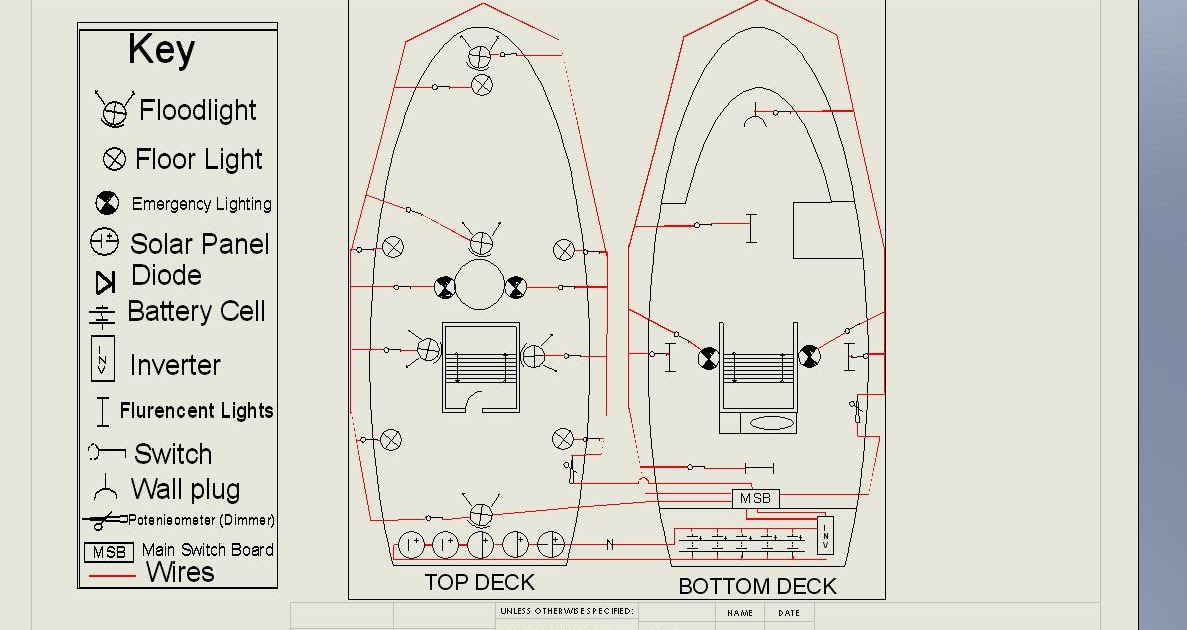 11dtm seans project solidworks boat wiring diagram