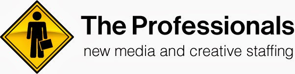 The Professionals, New Media and Creative Staffing