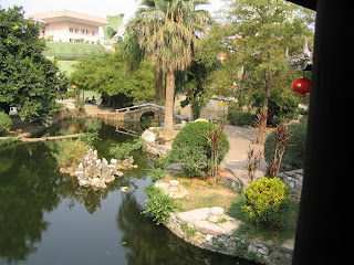 Small park in Nanning China