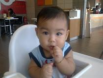 Wazif 8 months
