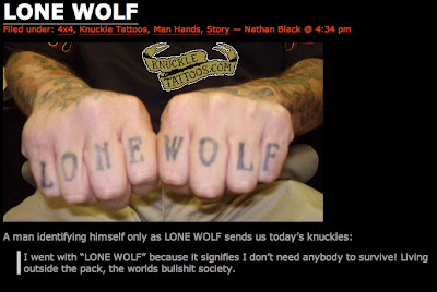 Bike Snob Lone Wolf I applaud the fact that this