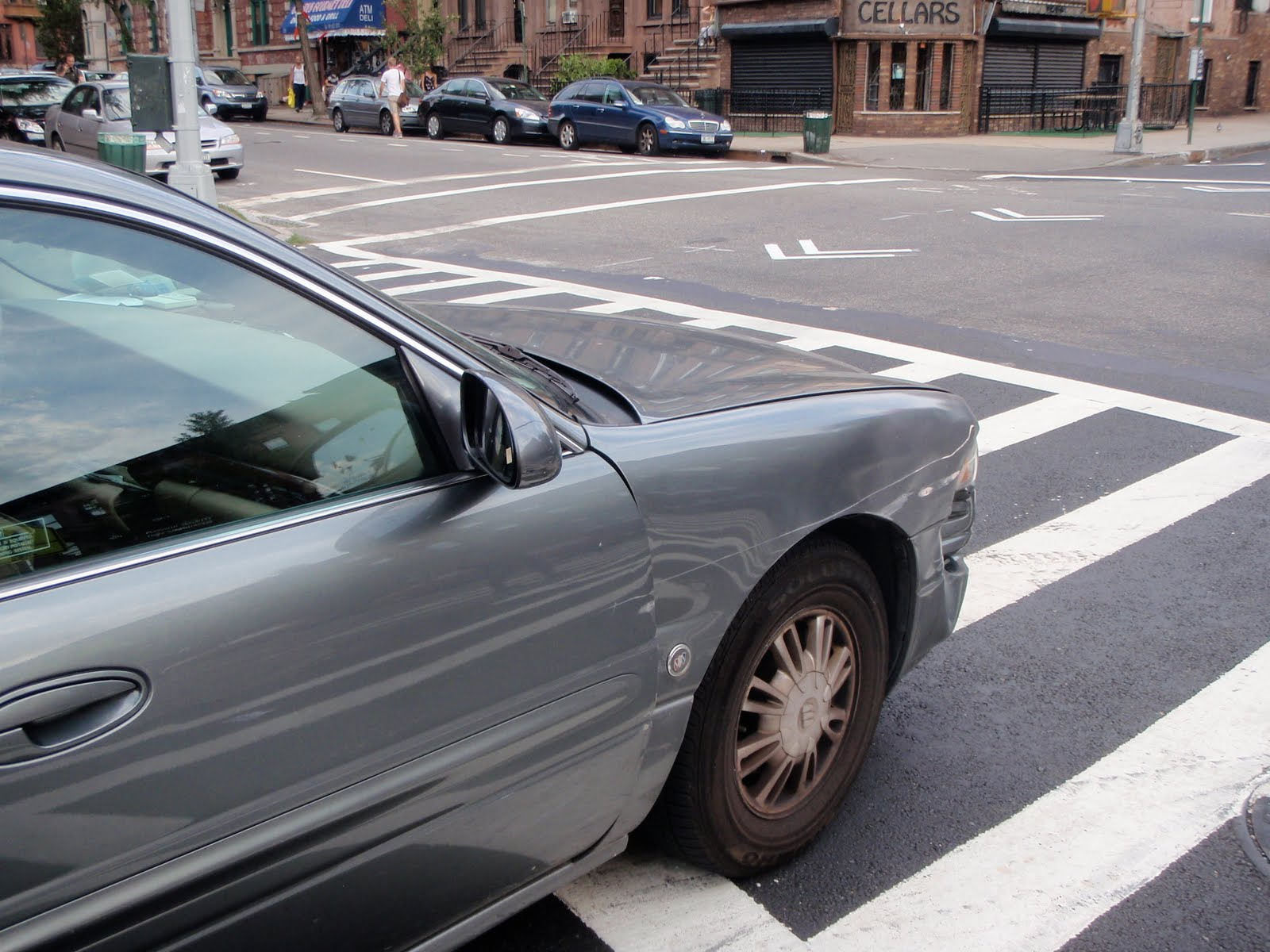 Bike Snob NYC: The Indignity of Commuting by Bicycle: Same ...