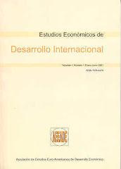 1. Presentación de Informes EEDI: Economía de  América Latina, Europa, OCDE y otras áreas