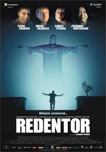 Filme Poster Redentor DVDRip XviD & RMVB Nacional
