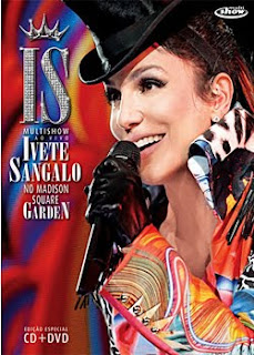 Download CD Ivete Sangalo no Madison Square Garden   DVDRip