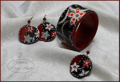 Red & Black Collection... czyli biżuterii c.d.