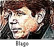 Blago!  With the cool hair!