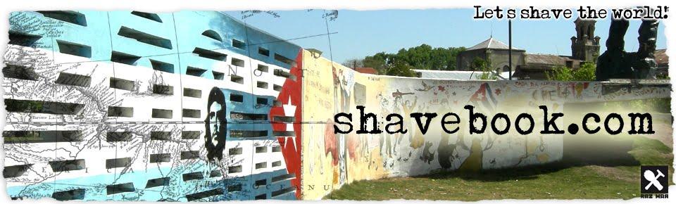 ShaveBook