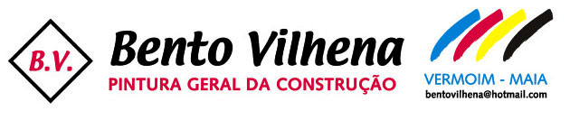BENTO VILHENA PINTURA GERAL DA CONSTRUÇÂO
