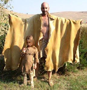 Boise Comma Idaho: Paleolithic Man