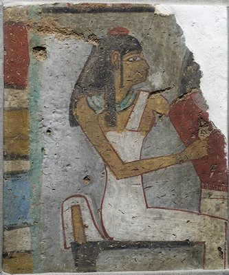 Ancient egypt painting for Ancient egyptian mural paintings