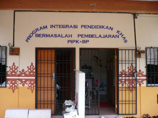 Pendidikan Khas SMK Changkat Lada