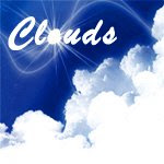 Photoshop brushes :  Clouds
