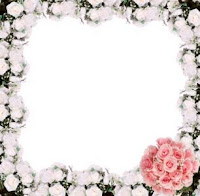 Frame for Photoshop : Roses