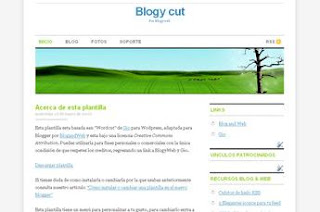 Blogger Templates 2 column