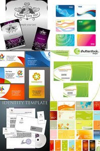 SS Corporate Id and Business Cards