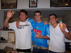 Florida Cup 2009 - Teo, Federico and MJ winner Andreas