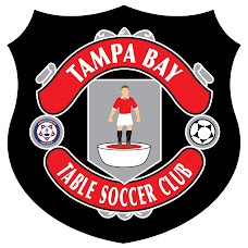 Tampa Bay Table Soccer Club Logo