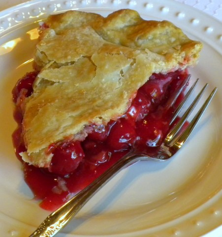 cherry pie. the #1 spot to cherry pie!