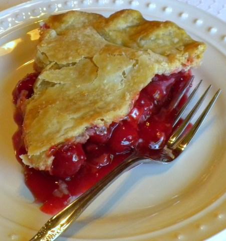 cherry pie. the #1 spot to cherry pie!