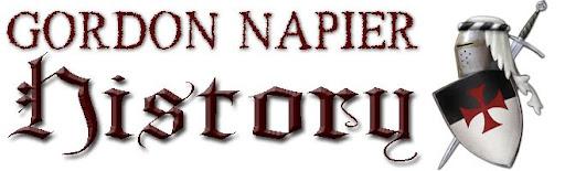 Gordon Napier History