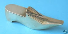 Early 19th Century Snuff Shoe