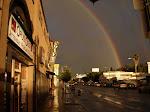 Double Rainbow Over The Jitterbug  2/09/10