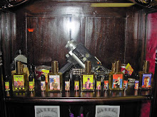 Tiger's Shelf at The Jitterbug