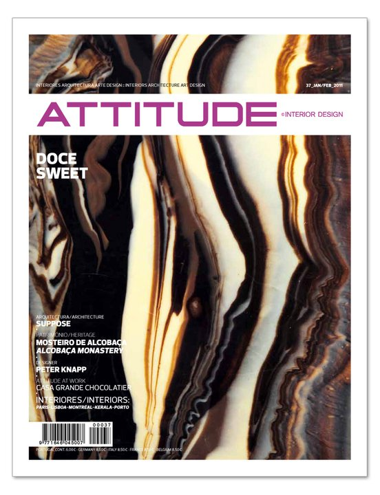 "IN ATTITUDE MAGAZINE / JAN. FEB. 2011. AND-RÉ ON ""ARCHITECT WITH ATTITUDE"""