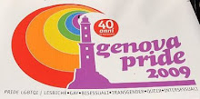 GAY PRIDE 2009 <br>GENOVA, 27 giugno
