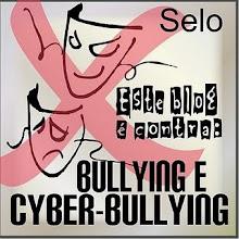 ABAIXO O BULLYING E CYBER