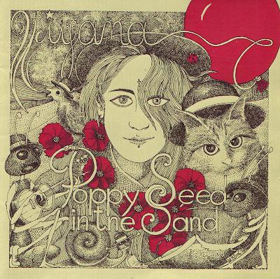 Charline Wiyana - Poppy Seed in the sand