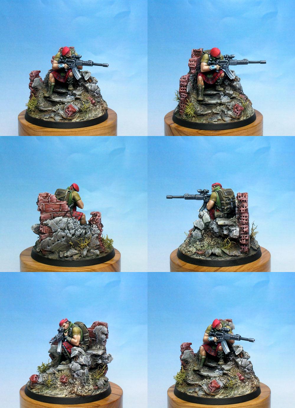 Corvus Belli / Infinity / Warcrow Bcvb