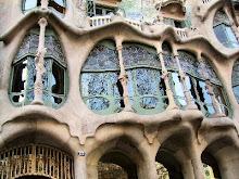 Antoni Gaudi - Casa Batllo