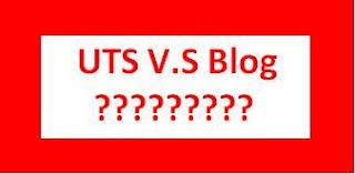 exam and blogging
