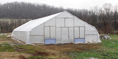 New Greenhouse Completed!