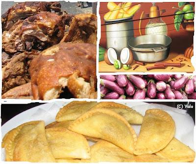 Ning n lugar est lejos en rd m s platos criollos en for Chambre de guandules dominicano